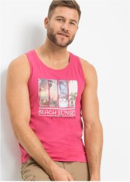 Tank-top med trykk, bpc bonprix collection
