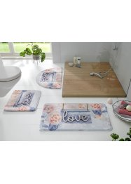 Badematte med memoryskum, bpc living bonprix collection
