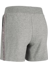 Moderne sweatshorts i elastisk materiale, bpc bonprix collection