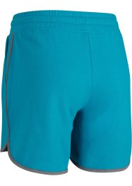Behagelige treningsshorts i elastisk materiale, 2-pack, bpc bonprix collection