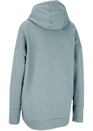 Oversized sweatshirt med hette, bpc bonprix collection
