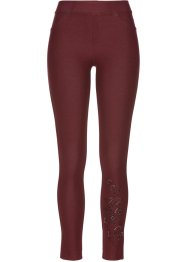 Thermojeggings med broderi, bpc selection