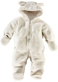 Baby overall I teddyfleece, bpc bonprix collection