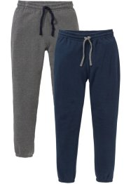 Joggebukse (2-pack), bpc bonprix collection