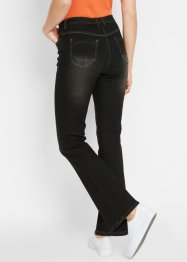 Stretchjeans med behagelig linning, bootcut, bpc bonprix collection