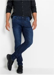 Skinny Fit Thermo-Stretch-Jeans, THERMOLiTE, Straight, RAINBOW