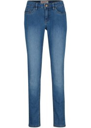 Jeans med stretch, smal passform, John Baner JEANSWEAR