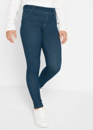 Leggings i jeanslook, jente, bpc bonprix collection
