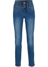 "Shaping-jeans med stretch ""mage-rumpe-lår"", Slim, John Baner JEANSWEAR"