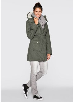 Vattert parkas, bpc bonprix collection