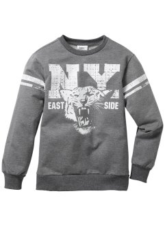 Sweatshirt med college-trykk, bpc bonprix collection