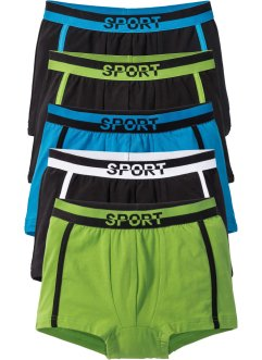 Boxershorts (5-pakning), bpc bonprix collection