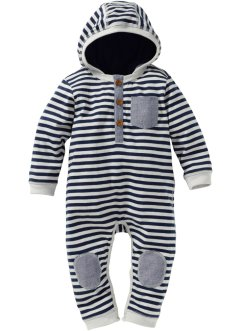 baby-overall i økologisk bomull, bpc bonprix collection