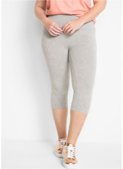 Capri-leggings med stretch (2-pakning), bpc bonprix collection