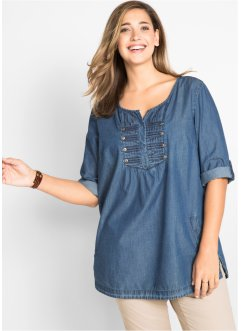 Lang bluse, 3/4 arm, bpc bonprix collection