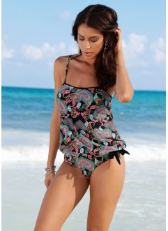 Oversize tankini overdel, bpc bonprix collection