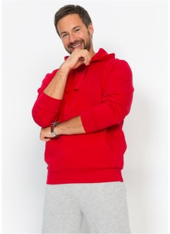 Sweatshirt med hette, normal passform, bpc bonprix collection