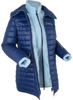 3-i-1 vattert jakke med innerjakke i fleece, bpc bonprix collection
