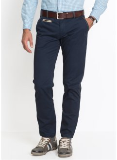 Chinos med stretch, normal passform, bpc selection