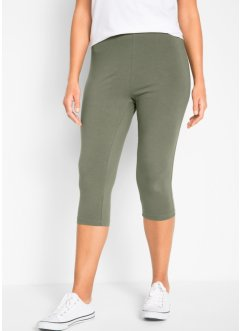 Capri-leggings med stretch (2-pack), bpc bonprix collection