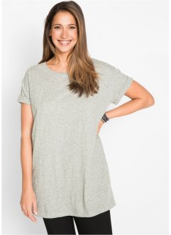 Boxy, lang T-shirt, kort arm, bpc bonprix collection