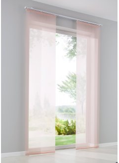 Transparent panelgardin, (1-pack), bpc living bonprix collection