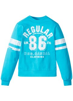 Sweatshirt med college-motiv, bpc bonprix collection
