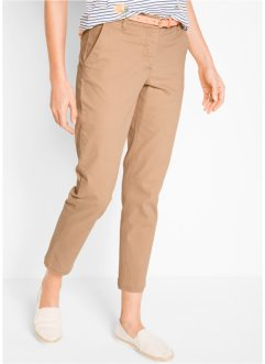 Chinos, litt kortere, bpc bonprix collection
