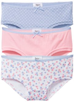 Panty (3-pakning), bpc bonprix collection