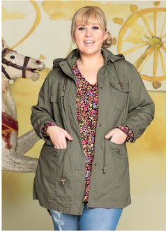 Parkas - designet av Maite Kelly, bpc bonprix collection