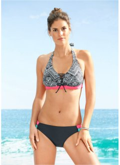 Halterneck bikini overdel, bpc bonprix collection