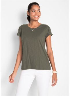 Boxy T-shirt, kort arm, bpc bonprix collection