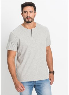 Henley T-shirt, 3-pack, bpc bonprix collection