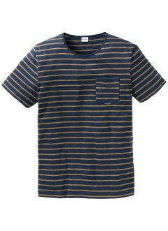 T-shirt med striper, normal passform, John Baner JEANSWEAR