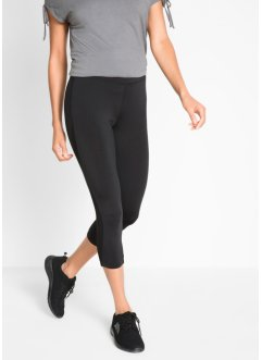 Yoga-leggings, 3/4-lang, nivå 1, bpc bonprix collection
