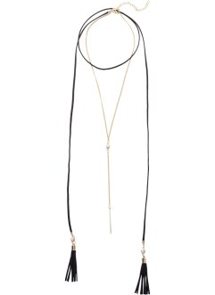 Kjede med choker og dusk, bpc bonprix collection
