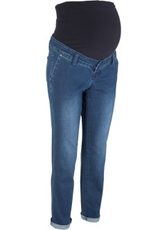 Mamma-boyfriend-jeans, supermyk med silkeaktig grep, bpc bonprix collection