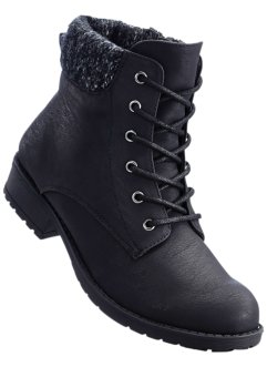 Boots med snøring, bpc bonprix collection