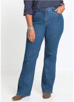 730a6c4b Komfort-jeans med stretch, Bootcut, John Baner JEANSWEAR