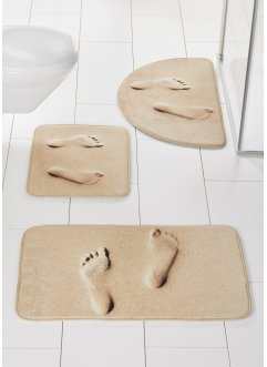 "Badematte ""Feet"", memory skum, bpc living bonprix collection"
