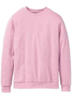 Sweatshirt med rund hals, bpc bonprix collection