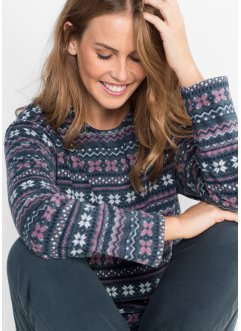 Kosedrakt i fleece, bpc bonprix collection