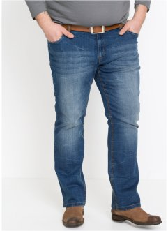 Jeans med stretch, bootcut og normal passform, John Baner JEANSWEAR