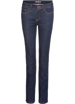 Premium-Stretch-Jeans mit T-400 STRAIGHT, John Baner JEANSWEAR