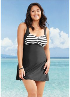 Lang tankini (2 deler, sett), bpc bonprix collection