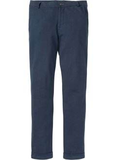 Chinos i jersey, Slim Fit, bpc bonprix collection