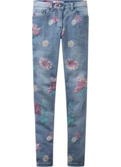 3ae71c0b Jeans med blomstertrykk, John Baner JEANSWEAR