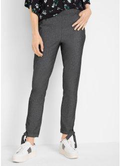 ccc5e18e Superstretchy pull on-bukse med knytedetalj, Slim Fit, bpc bonprix  collection
