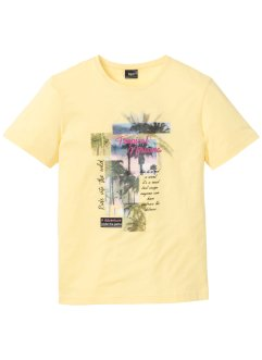 T-shirt med trykk, bpc bonprix collection