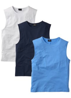 Bryter-topp (3-pack), bpc bonprix collection
